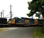 CSX 2657, 6071 on C946